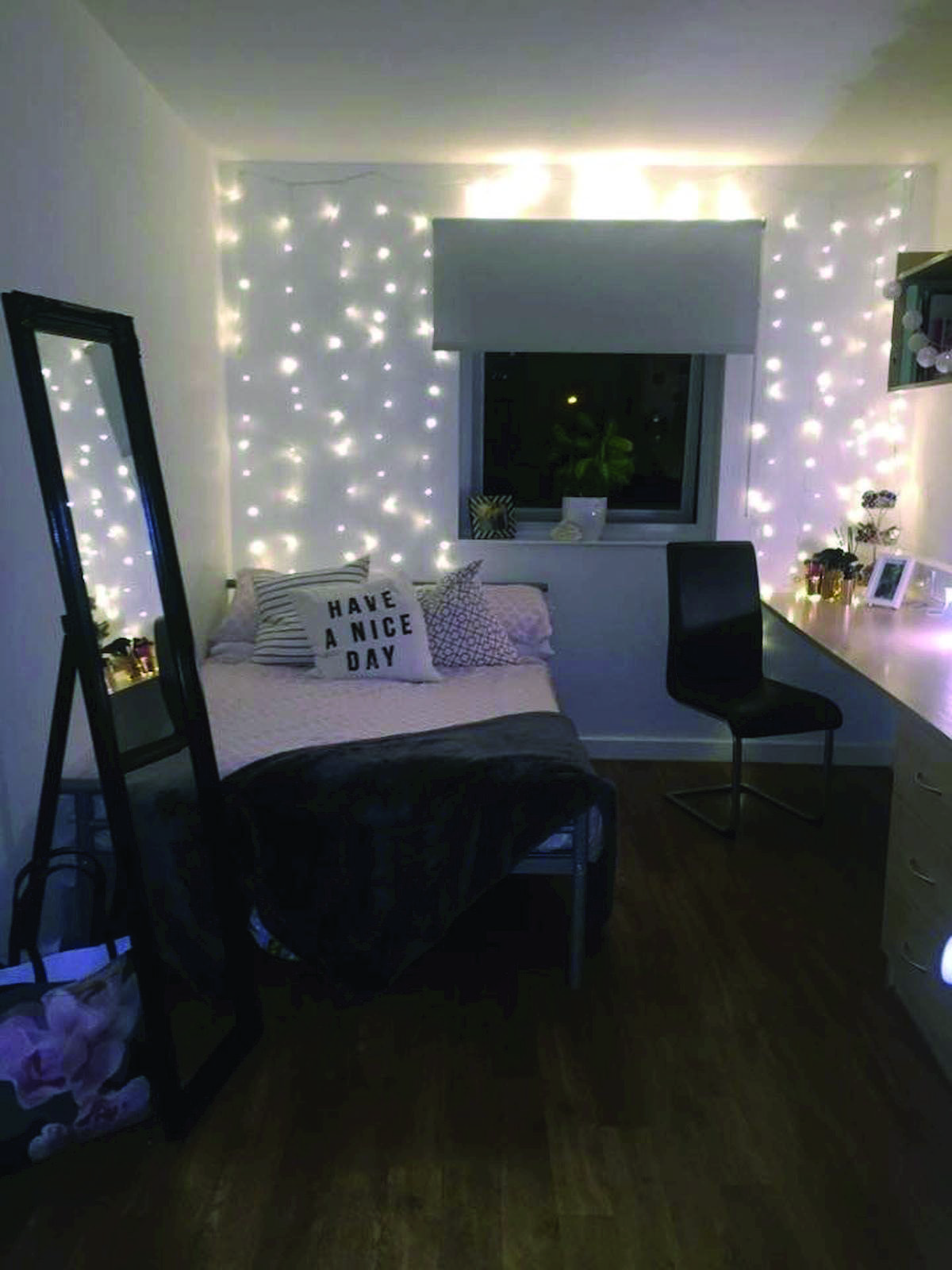 12 Girls Bedroom Concepts That Are Actually Exciting And Very Easy To Make Small Room Bedroom Dorm Room Inspiration Aesthetic Bedroom