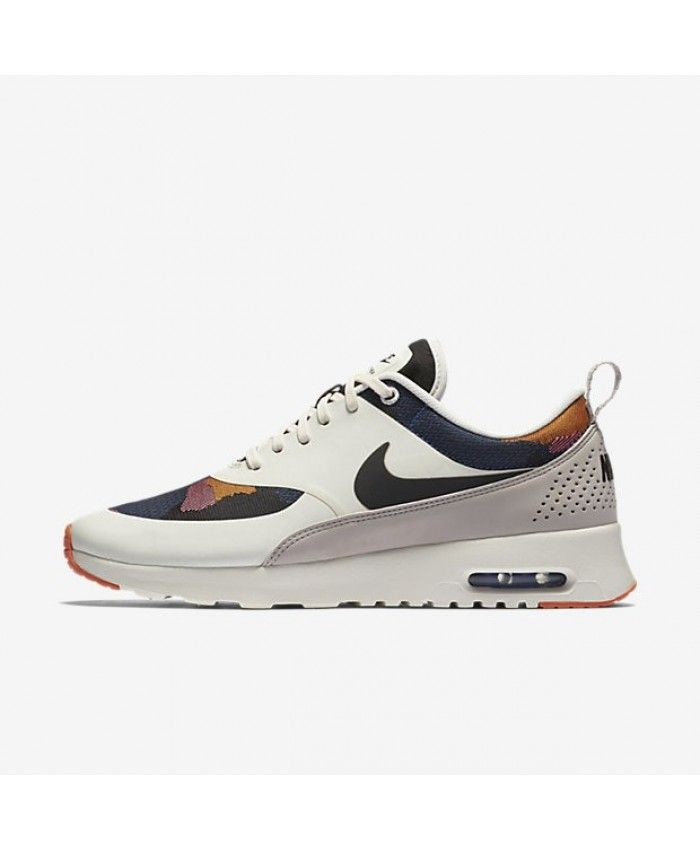 Nike Running Air Max Thea Jacquard Game Royal Black Sail