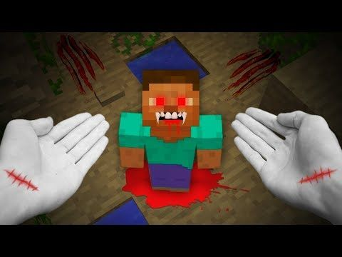 Realistic Minecraft Steve Deletes Minecraft Youtube