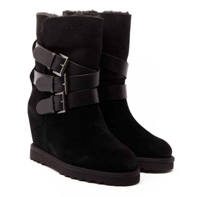 Bootset Boots Wedges Tuilshoes Yes Ann Ed92wih Ash OZuPXiwTk
