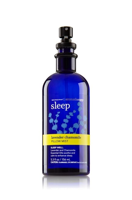 Sleep Lavender Chamomile Pillow Mist Aromatherapy Bath