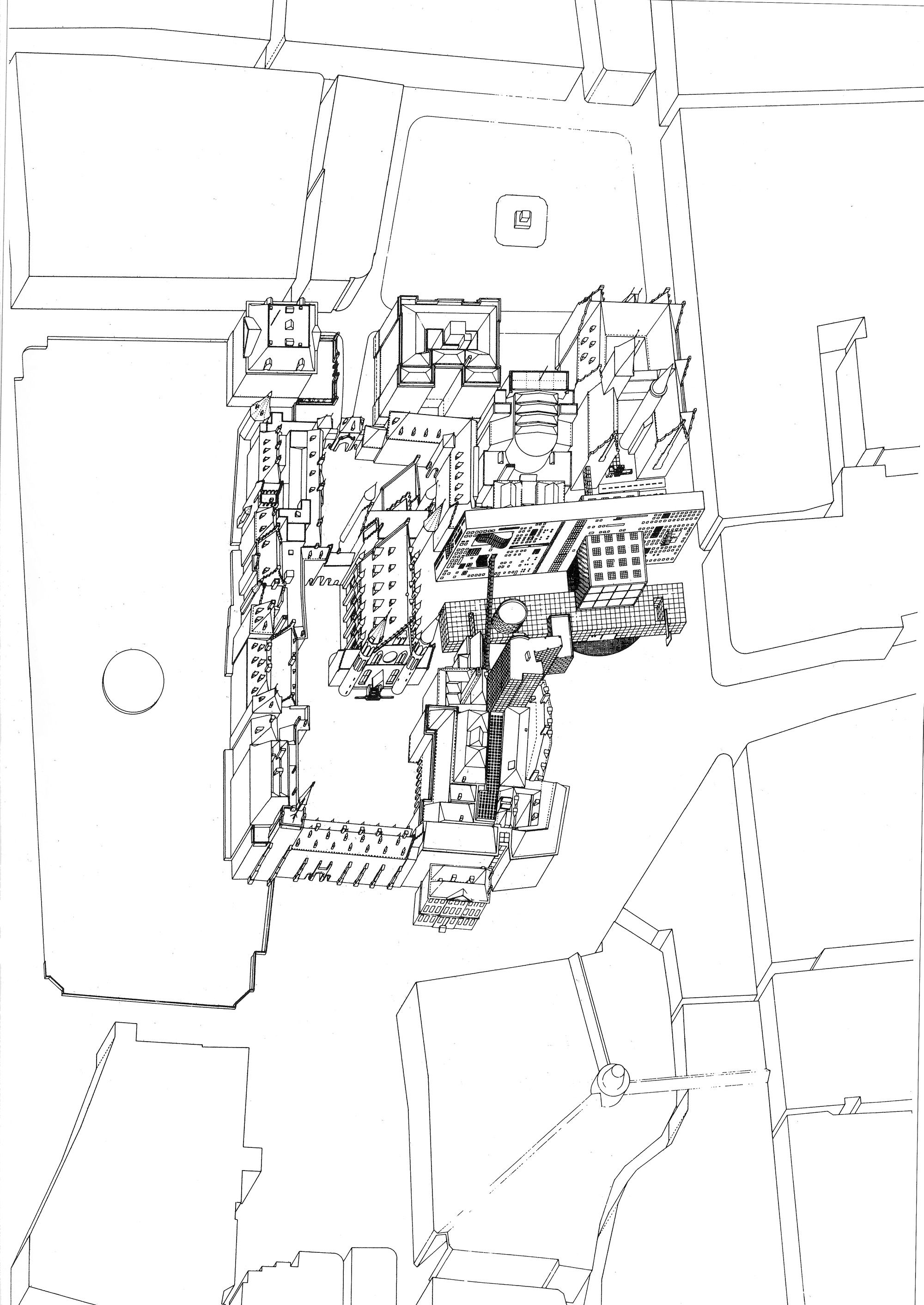 Oma Dutch Parliament Extension The Hague 5