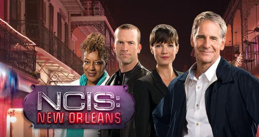 NCIS New Orleans set visit on eBay Charity Auction.