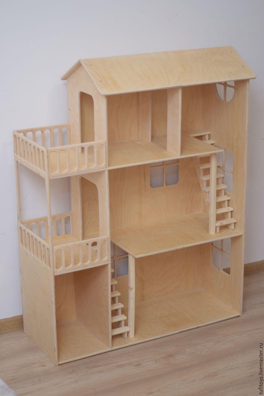 Картинки по запросу кукольные домики с гаражом | Домики ...