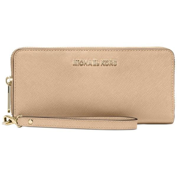 Michael Michael Kors Jet Set Travel Continental Wallet (€140