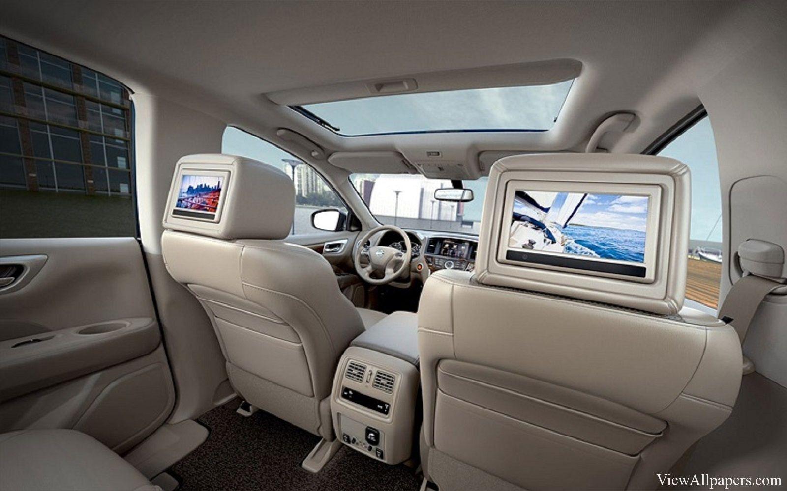 2016 Nissan Pathfinder Interior