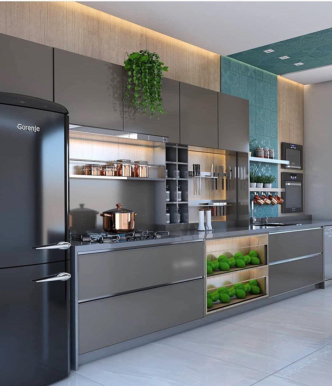 By dileiabezerra arquiteta kitchen kitchendesign cozinha iluminacao arquiteturadeinteriores arquitetura  also simplicity pinterest design and rh