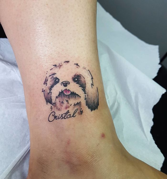 294 Of The Best Dog Tattoo Ideas Ever Rata Tat Tattoos Dog