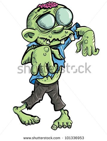 Gallery For Cute Cartoon Zombie Hand Zombie Cartoon Cartoon Cute Cartoon