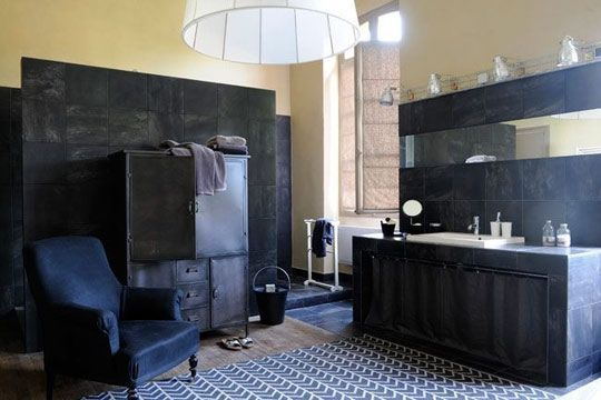 Salle de bains à la campagne  une déco pour se sentir bien Deco