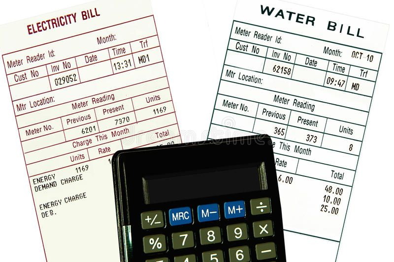 Electricity Water Bills And Calculator Concept Electricity Water Bills And C Sponsored Affiliate Paid Water Calculat In 2020 Water Bill Electricity Bills
