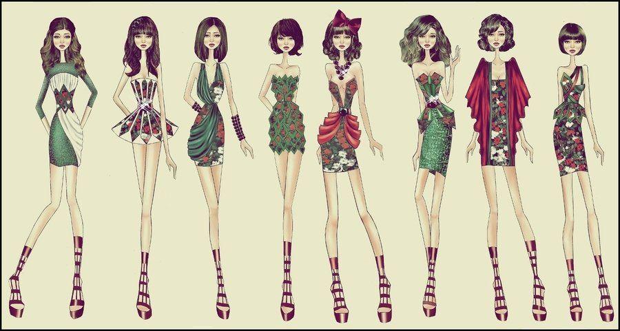 Fashion Design Dresses Italy By Twishh On Deviantart Fashion Designing Institute Fashion Design Dress Best Fashion Designers