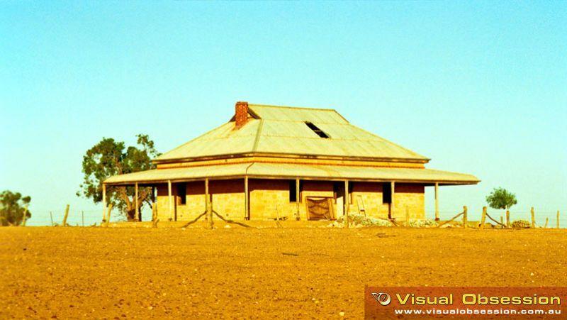 Outback House South Australia