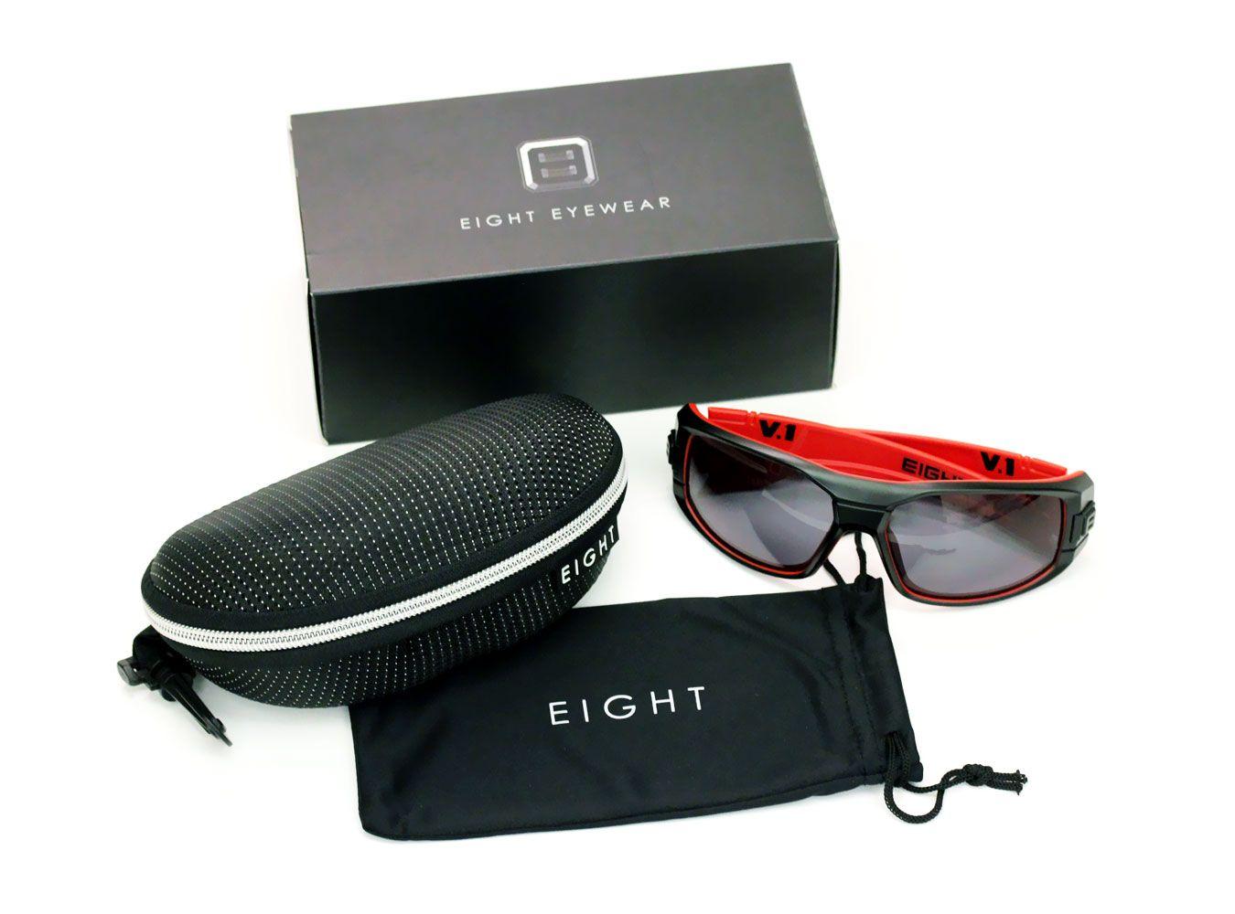 9a063ca7d85 Matte Black   Red V.1 sunglasses from EIGHT Eyewear WWW.IWEAR8.COM   8eyewear  sunglasses  shades  cool  mensfashion  fashion  style  summer   eight  sports   ...