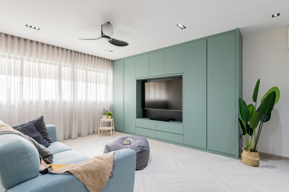 How Much Is A 3 4 And 5 Room Hdb Flat Renovation In 2019 Popular Interior Design Interior Design Popular Interiors