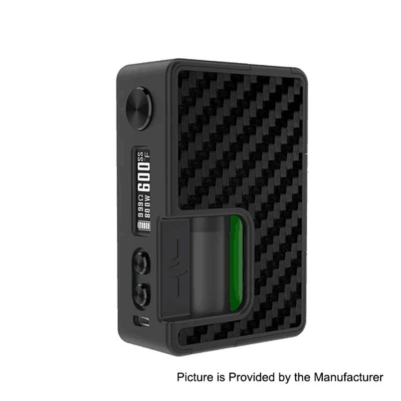 Authentic Vandy Vape Pulse BF 80W TC VW Squonk Box Mod w