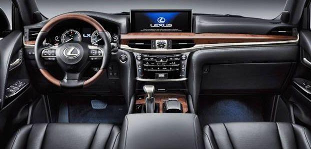 Awesome Lexus 2018 Lexus LX 570 Interior LEXUS