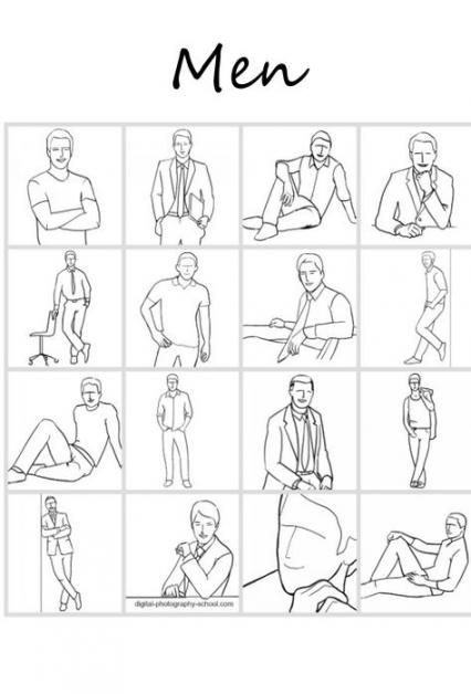49+ super ideas photography poses for men male models head shots -