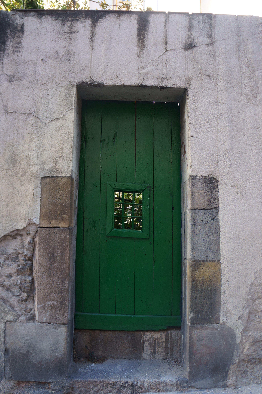 Doorway to Barcelona