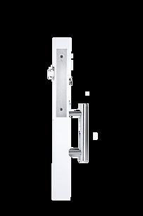 Barn Door Lock With Combination Trim Barn Door Locks Barn Door Doors