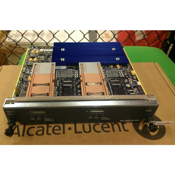 3HE03685AA-RF Alcatel-Lucent 7750 SR-12 2-PORT 10G XFP MDA-XP