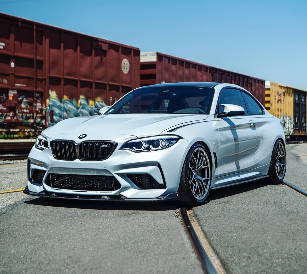 A Modified Bmw M2 Competition Bmw M2 Bmw M2 Competition M2 Competition