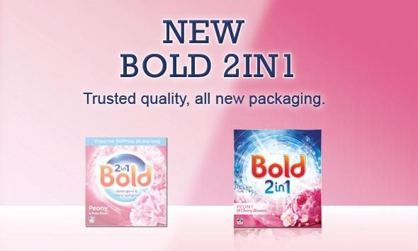 New Bold 2in1