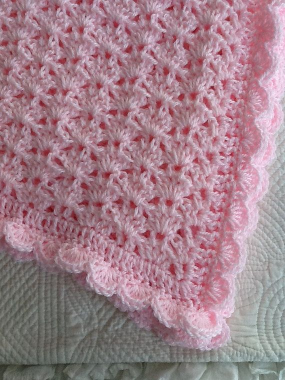 Soft and Cozy Baby Afghan in \