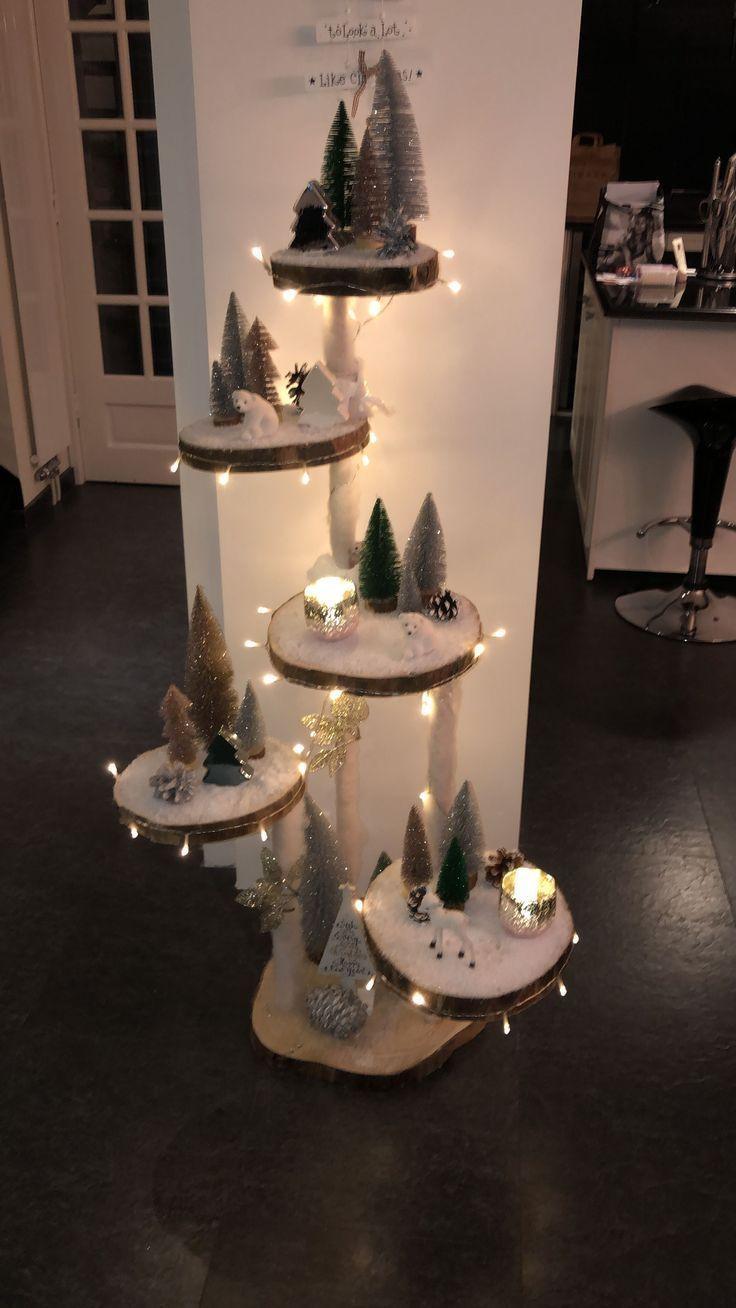 Machen Sie diese entzückenden laminierten Schneekugel-Ornamente mit den Kiddos!... #weihnachtenholz