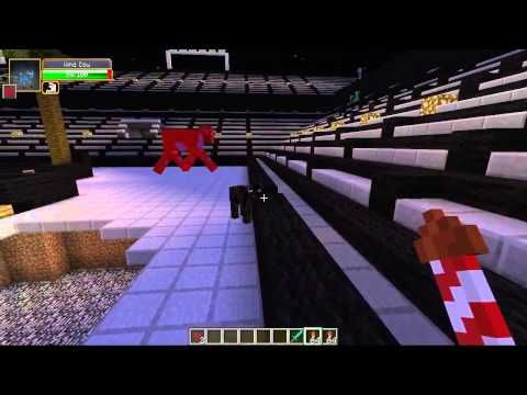 The diamond minecart christmas chaos is back - Diamond minecart clones ...