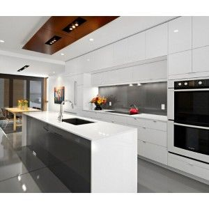 Image Result For High Gloss Modern Kitchen Cabinets