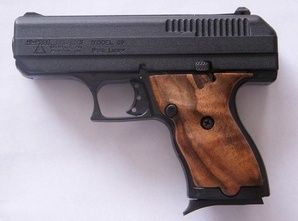 HI Point C9 with nice custom grip  Would love this on mine