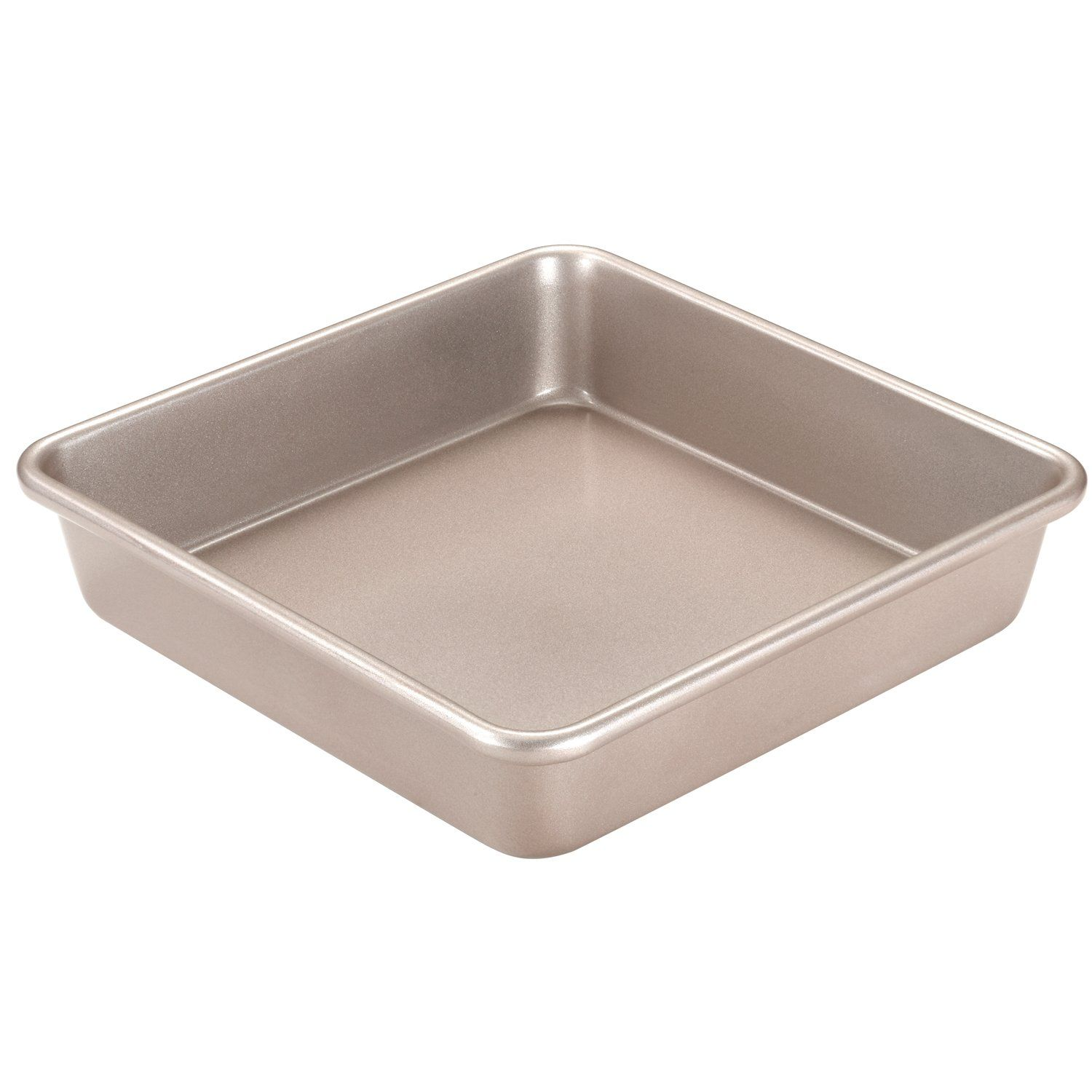 Chefmade 9 Inch Square Cake Pan Non Stick Carbon Steel Bread Pan