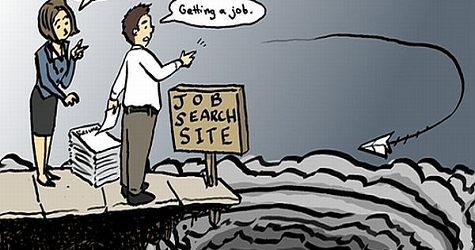 How To Avoid The Job Board Black Hole And Get Hired Fast