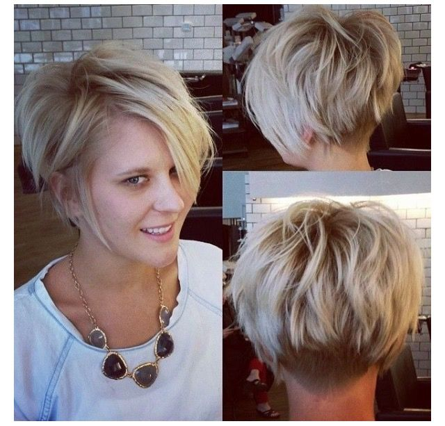 A Line Pixie Cut Hair Color Ideas And Styles For 2018