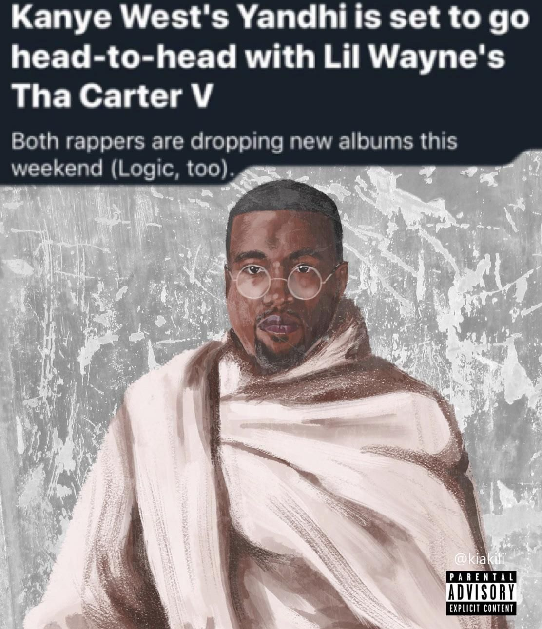 According To Kanye West He Is The Greatest Rapper Of All Time At Times He Is Funniest Too Many Of Funniest Kan Kanye West Funny Kanye West Kanye West Songs