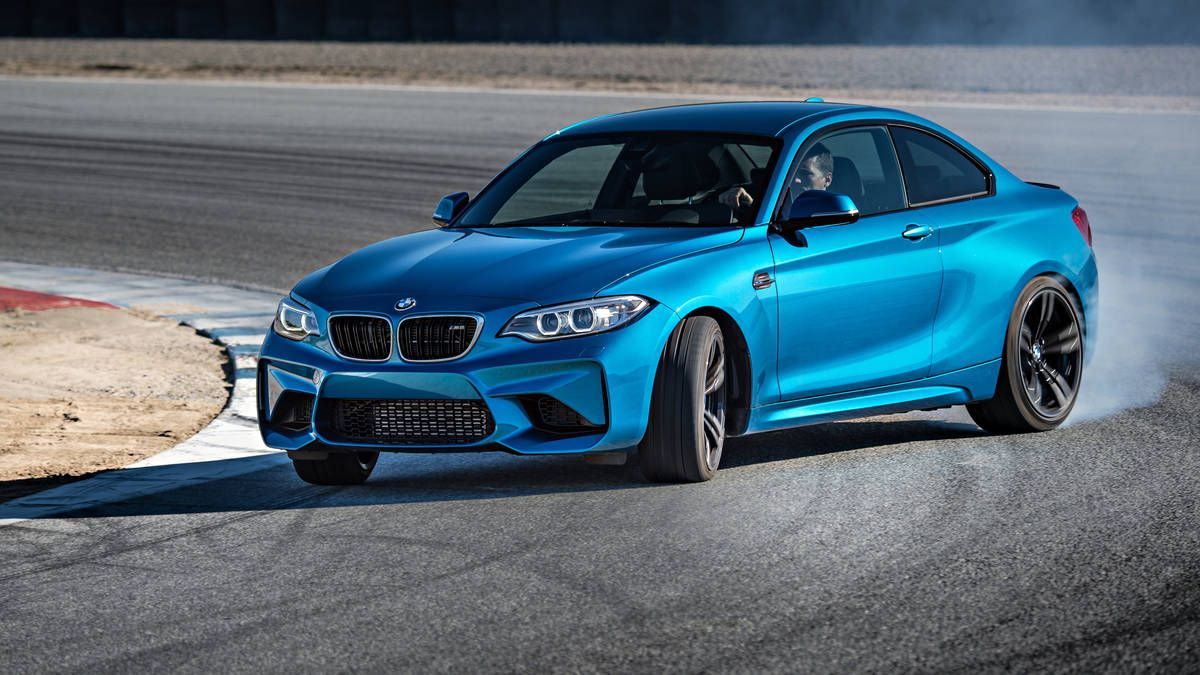 2016 Bmw M2 Coupe Review The Best In The Lineup By A Long Shot Bmw Bmw M2 Bmw Cars