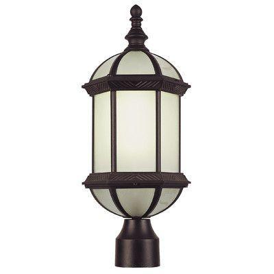 TransGlobe Lighting 1 Light Lantern Head