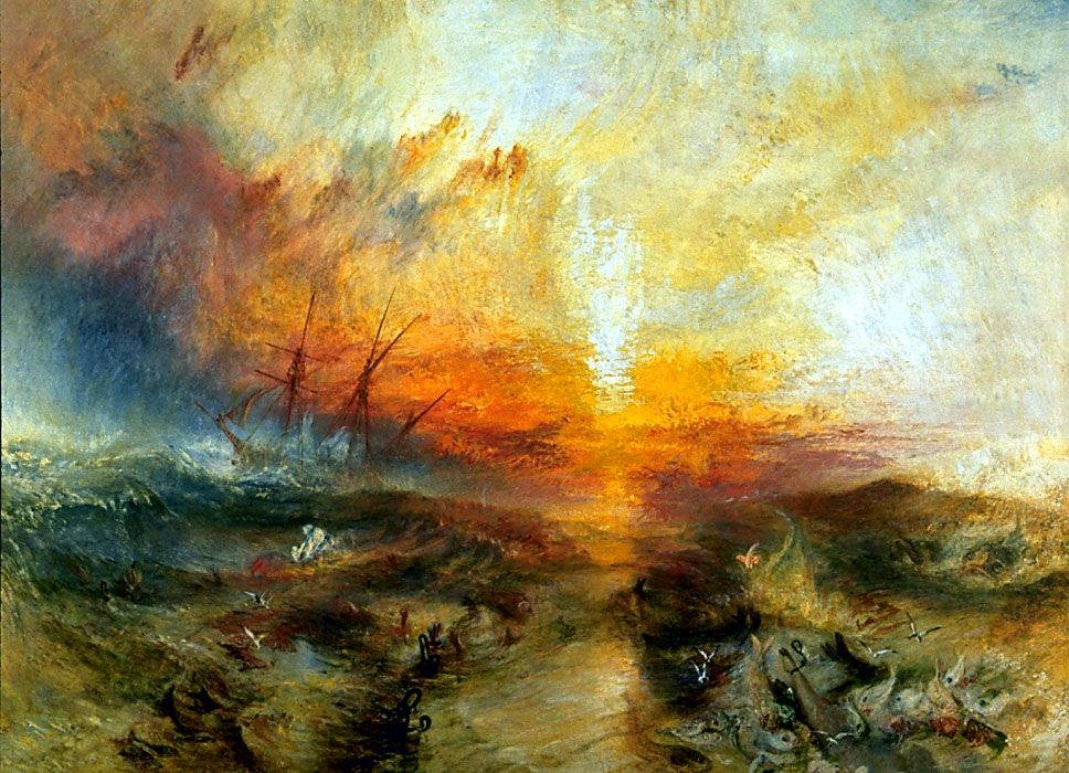 Turner | William turner, Musée des beaux-arts, Peinture classique
