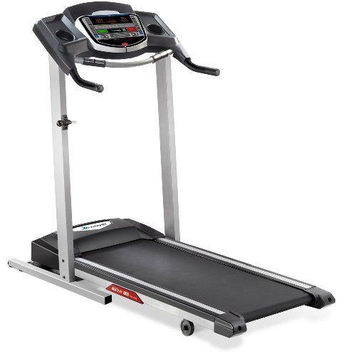 Nordictrack Adjustable Dumbbells 25 Lbs: Merit Fitness 725T Treadmill (763165404617) Folding