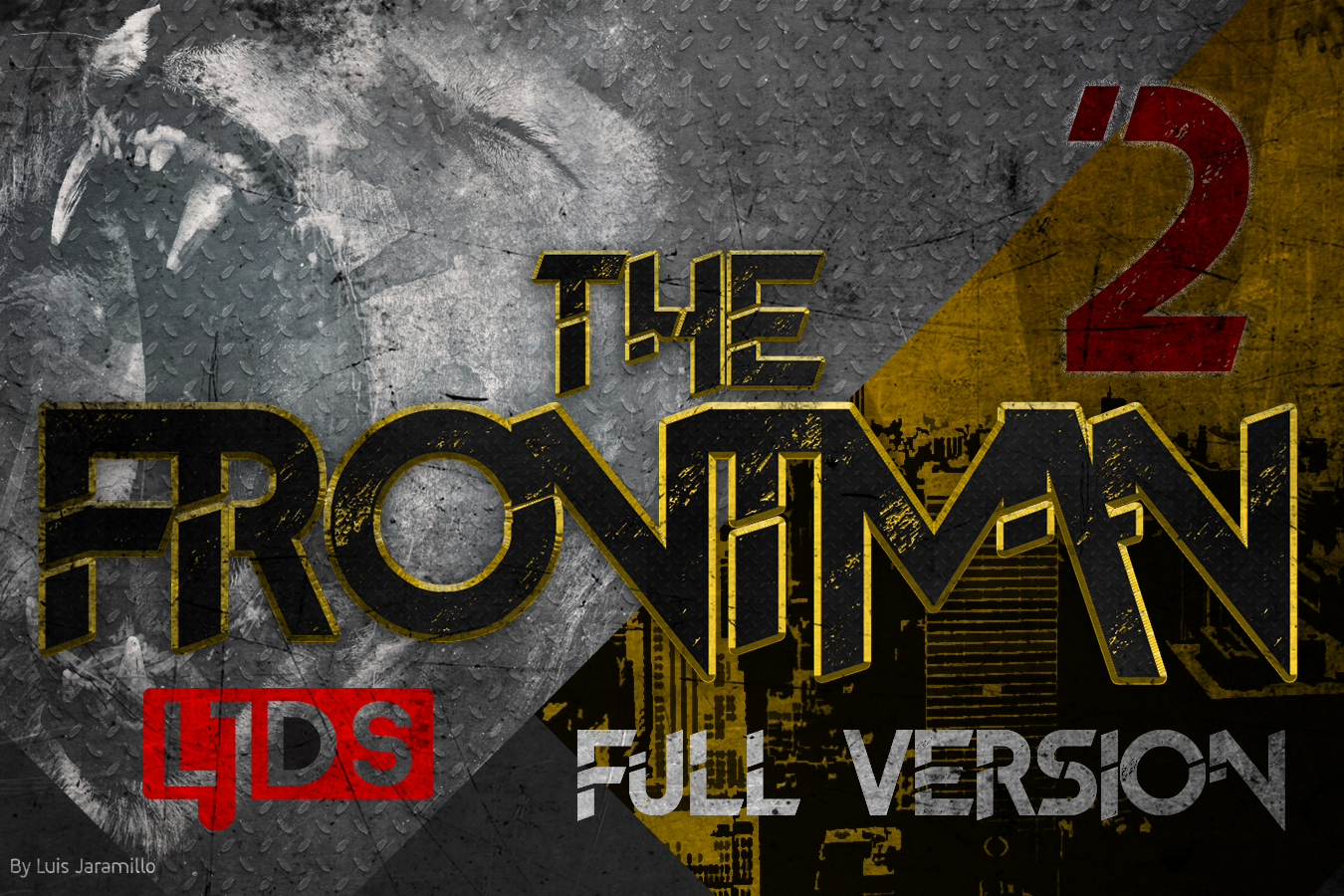 Download The FrontMan 2 (With images) | Free font, Logo fonts ...