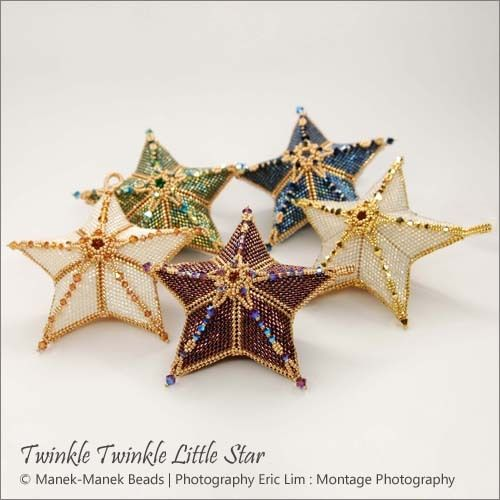 Twinkle Twinkle Little Star - Beader's Showcase