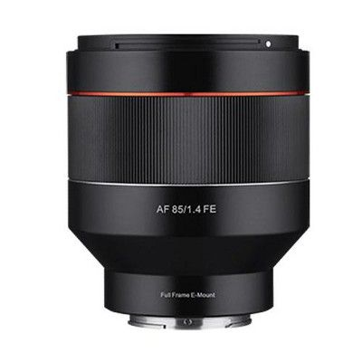 Samyang 85mm f/1.4 Auto Focus Lens for Sony E-Mount, Clear