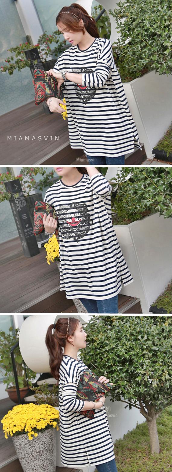 Oversized Clown Print T-Shirt  #top #fashion #women #style #autumn