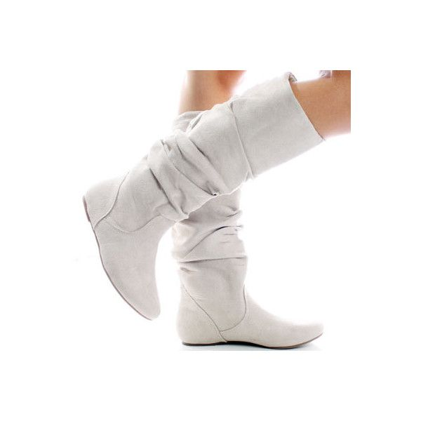 Find great deals on eBay for White Flat Boots in Women's Shoes and Boots. Shop with confidence.