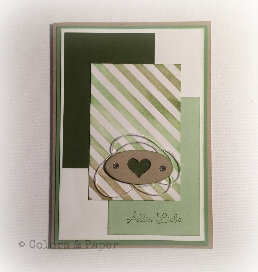 Stampin' Up! - IN{K}SPIRE_me Challenge #183