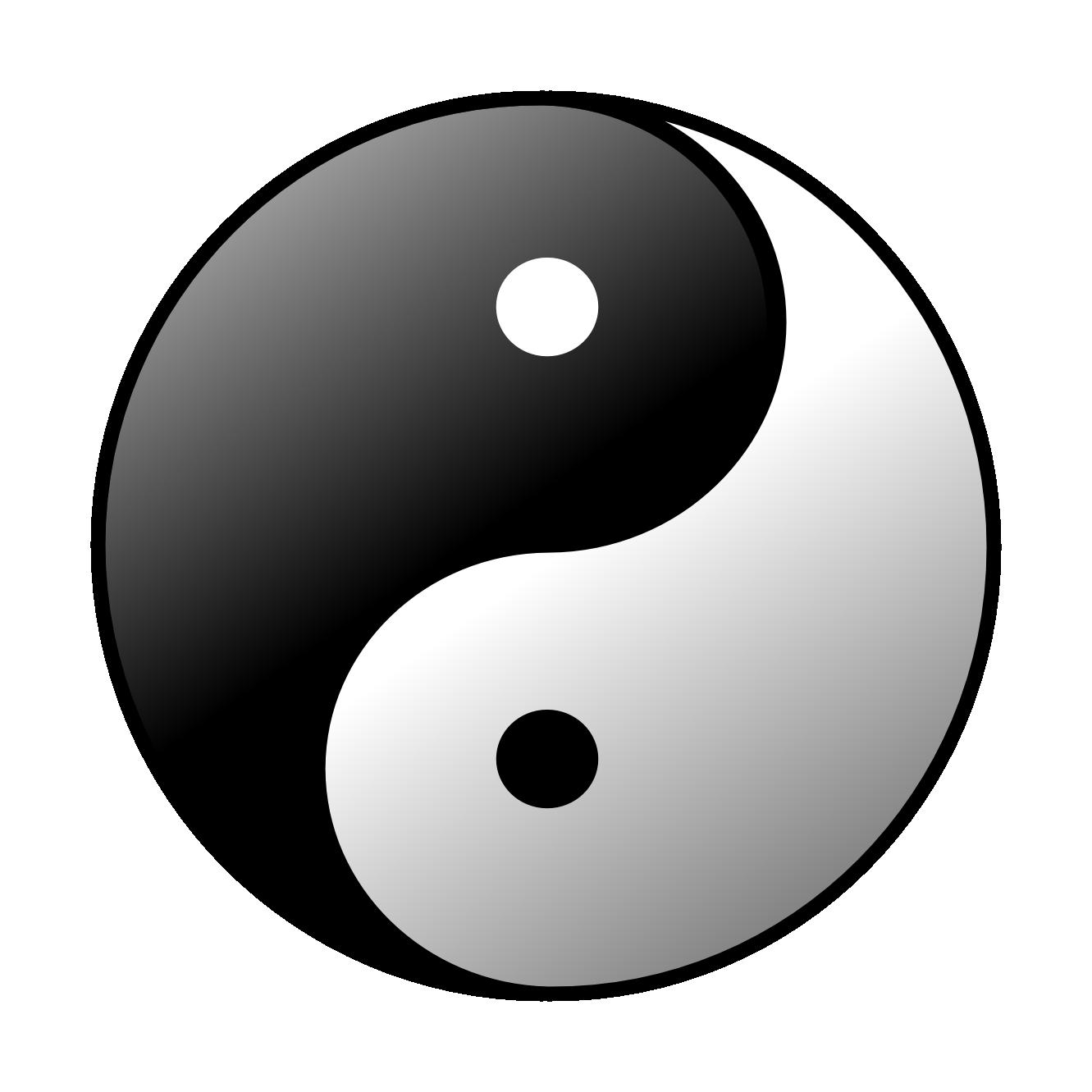 Ying Yang Tattoos 1 Png 1 331 1 331 Pixels Yin Yang Yin Yang Tattoos Yin