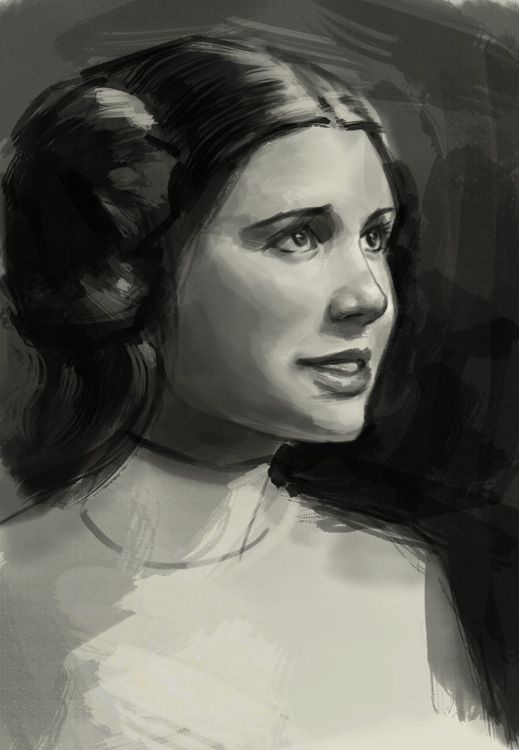 Princess Leia Organa of Alderaan, later Leia Organa Solo ...