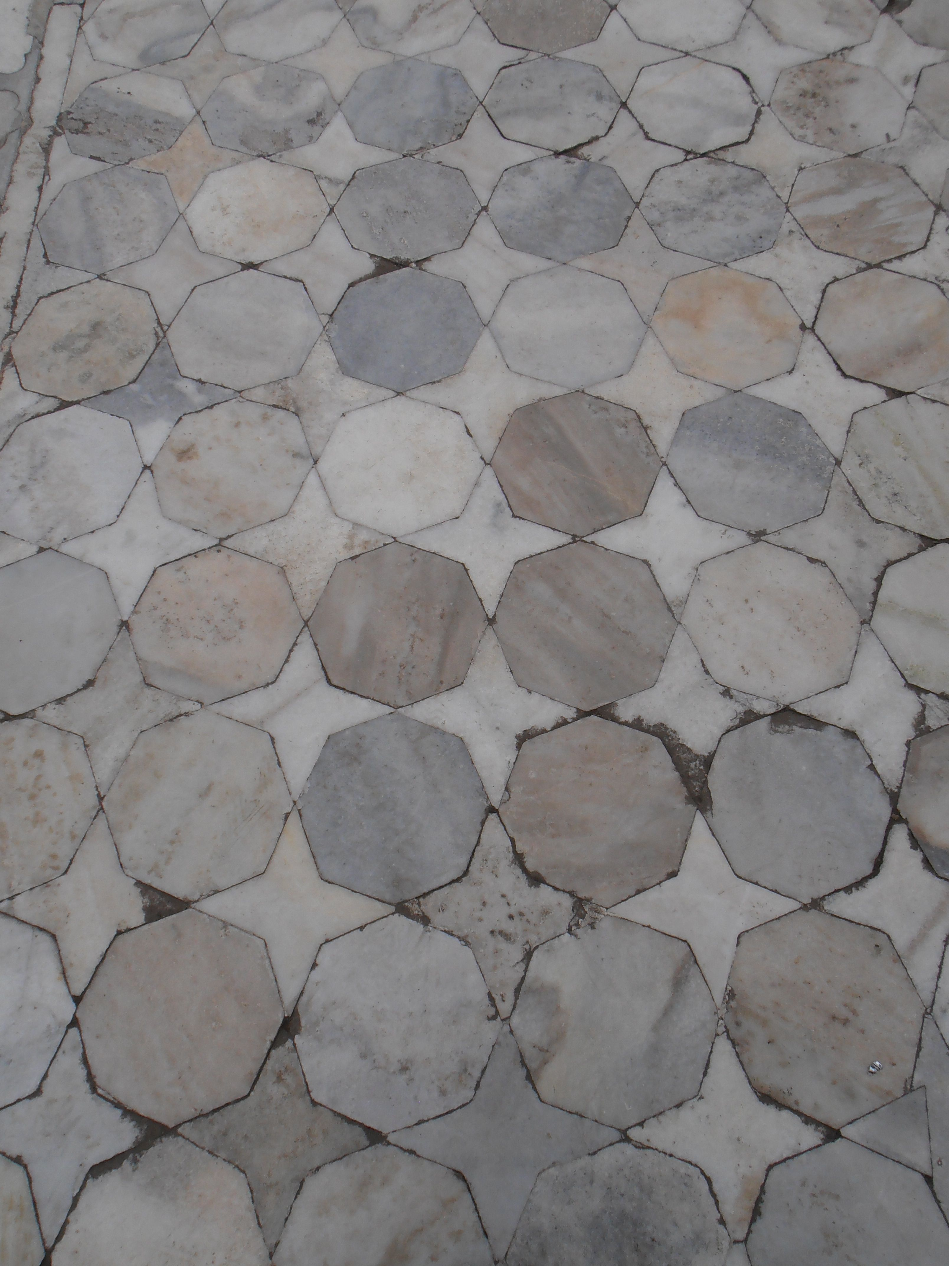 Marble Floor Agra Fort Uttar Pradesh India In 2019 India