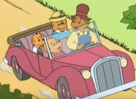 The Berenstain Bears 2003 Old Kids Shows Childhood Tv Shows Old Pbs Kids Shows